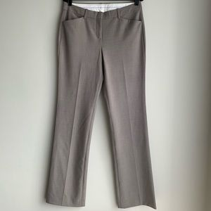 """THEORY """"Max 2"""" in """"Grey Oat"""" Trousers/Slacks"""